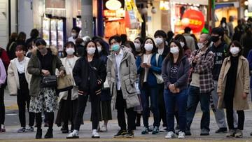 Trzecia fala koronawirusa w Japonii i Korei Płd.