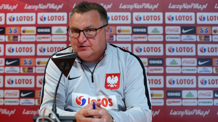 Michniewicz: Budujemy nowy zespół, potrzebujemy czasu