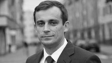 Prokuratura: radny Paweł Chruszcz zmarł na skutek uduszenia
