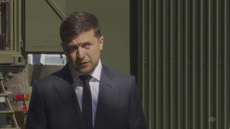 Zełenski rozpoczął oczyszczanie korpusu dyplomatycznego. 11 ambasadorów wróci do kraju