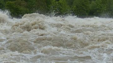 Gwałtowny wzrost poziomu wód i podtopienia. Opolszczyzna zagrożona