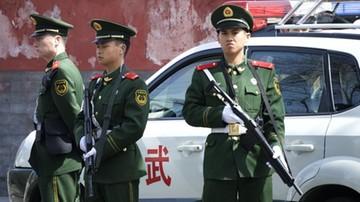 Chiny: 26 osób zginęło w pożarze autobusu
