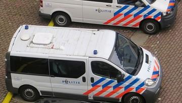 Atak nożownika w Holandii. Dwie osoby zginęły, trzy są ranne