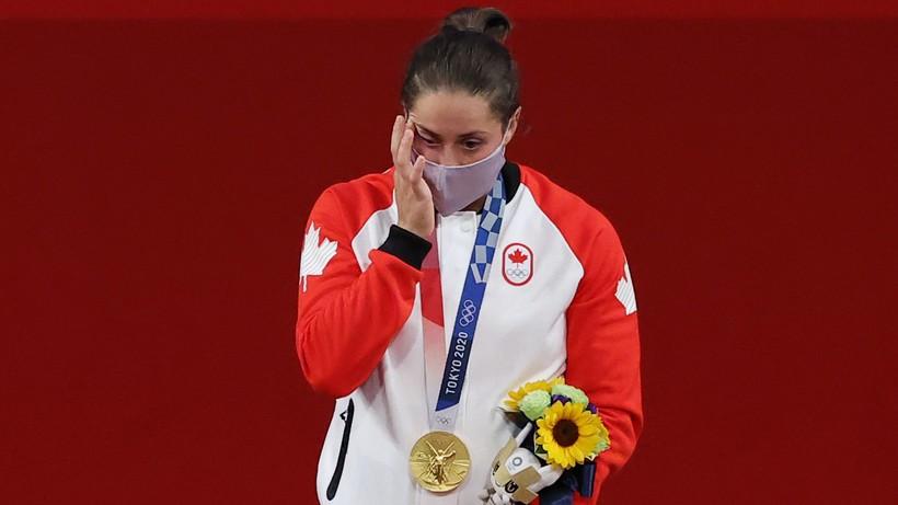 Tokio 2020: Charron zwyciężyła w kategorii 64 kg