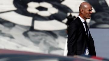 Decyzja zapadła? Zinedine Zidane odejdzie z Realu Madryt