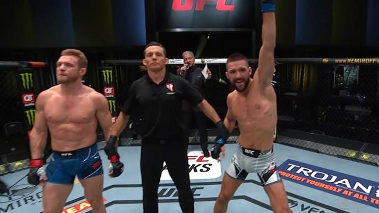 UFC: Gamrot - Holtzman. Skrót walki (WIDEO)
