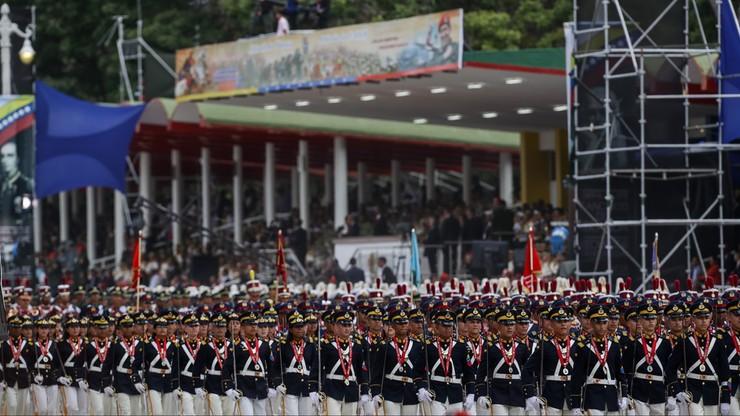 Dwóch prezydentów, dwa marsze. Wenezuela świętuje 208 lat istnienia