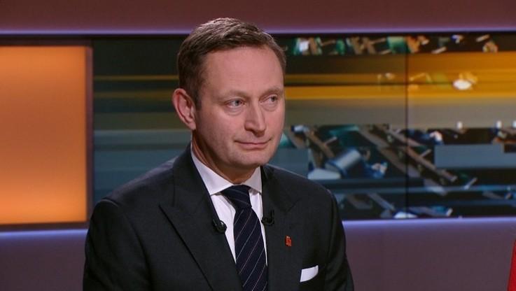 Wiceprezydent Warszawy Paweł Rabiej został zwolniony