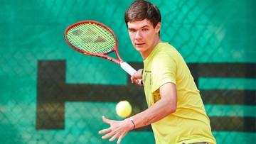 Wimbledon: Majchrzak - Haase. Relacja na żywo