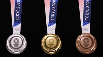 Duży awans Polski w klasyfikacji medalowej igrzysk