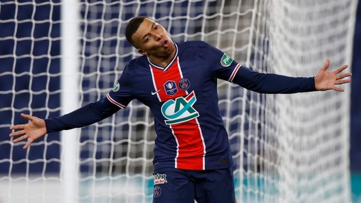 Mbappe może nie zagrać w rewanżu z Manchesterem City