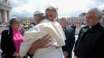 """Tomasz Komenda spotkał się z papieżem Franciszkiem. """"Ojciec Święty był wyraźnie wzruszony"""""""