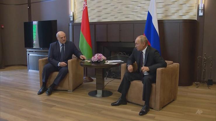 Łukaszenka: poprosiłem prezydenta Rosji o niektóre typy broni