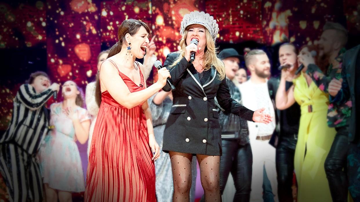 Finalistka Śpiewajmy razem na scenie z Beatą Kozidrak - Polsat.pl