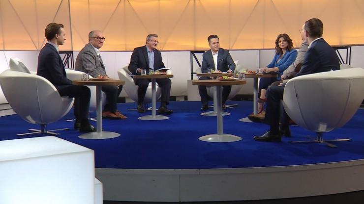"""Bosak: wpis Terleckiego był zaaprobowany przez Kaczyńskiego. """"Śniadanie Rymanowskiego"""""""