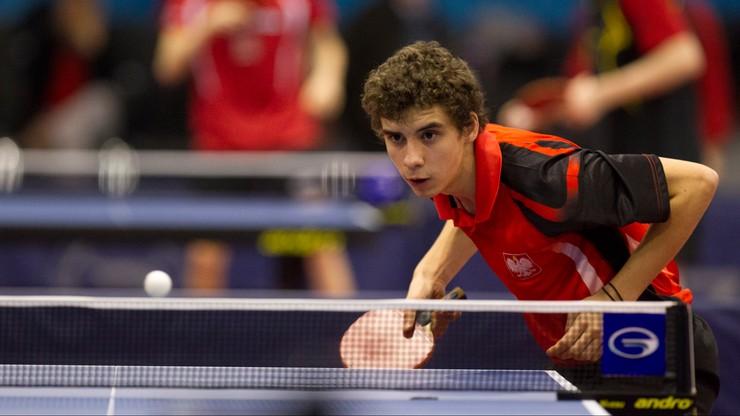 WT w tenisie stołowym: Porażka Dyjasa w 1. rundzie
