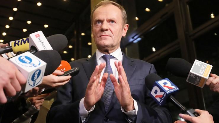 Tusk: jestem Polakiem, więc będę na oficjalnych obchodach 11 listopada