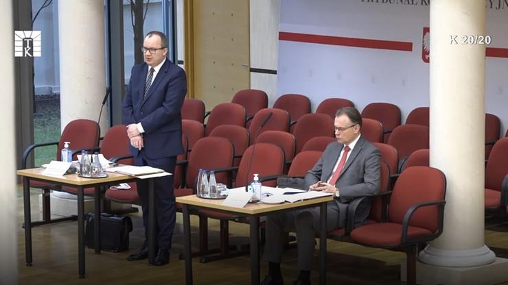 Wyrok Trybunału Konstytucyjnego ws. kadencji Rzecznika Praw Obywatelskich w czwartek