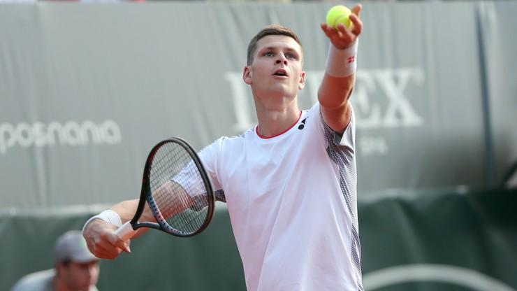 ATP w Stuttgarcie: Sensacyjna porażka Huberta Hurkacza w drugiej rundzie
