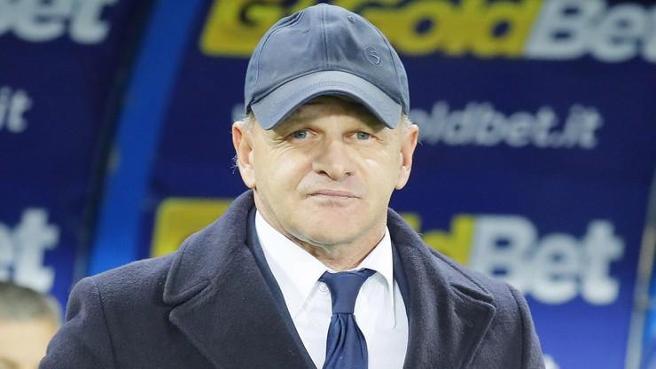 Iachini nie jest już trenerem Empoli