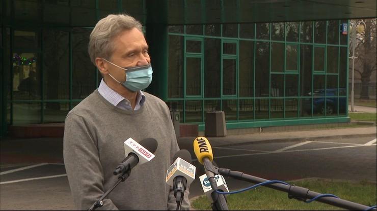 Rektor WUM: wyrażam ubolewanie, nie było moim zamiarem urażenie członków izby lekarskiej