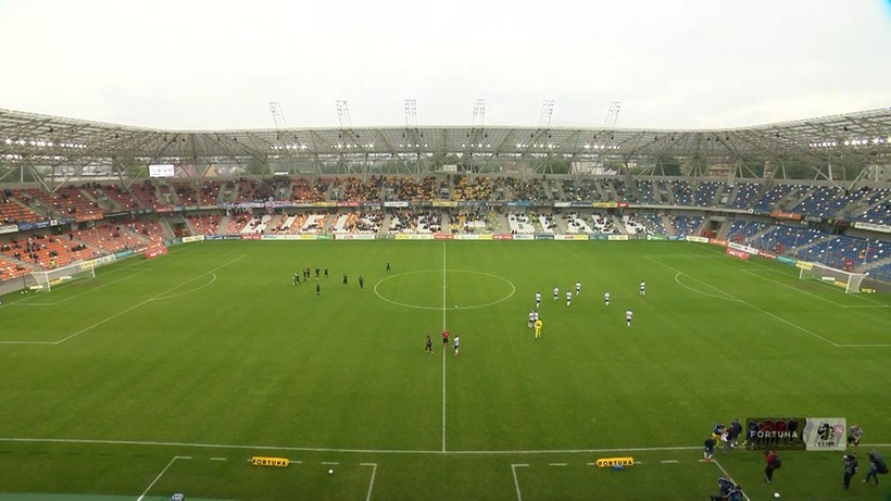 Fortuna 1 Liga: Podbeskidzie Bielsko-Biała i GKS Tychy odrabiają straty