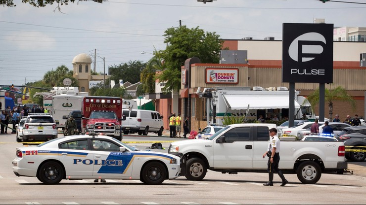 Kraje muzułmańskie potępiły masakrę w Orlando