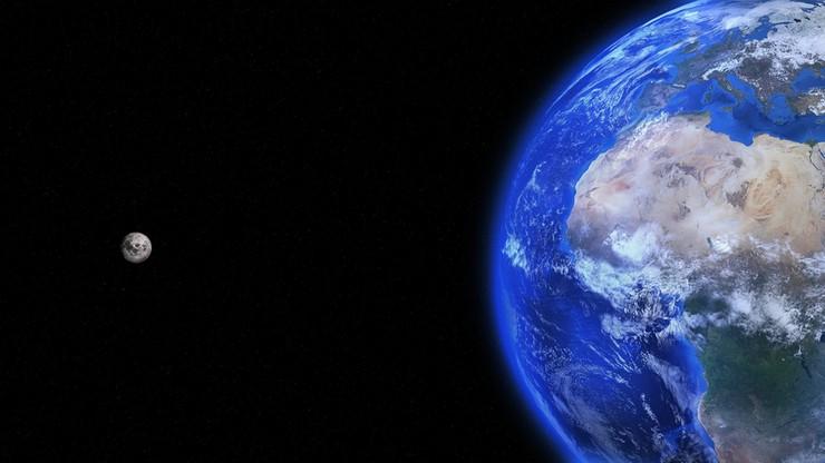 Ogromna asteroida przeleciała tuż obok ziemi. Nikt jej nie zauważył