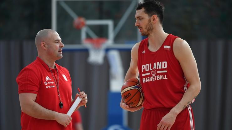 Polscy koszykarze przegrali w ostatnim sparingu przed MŚ