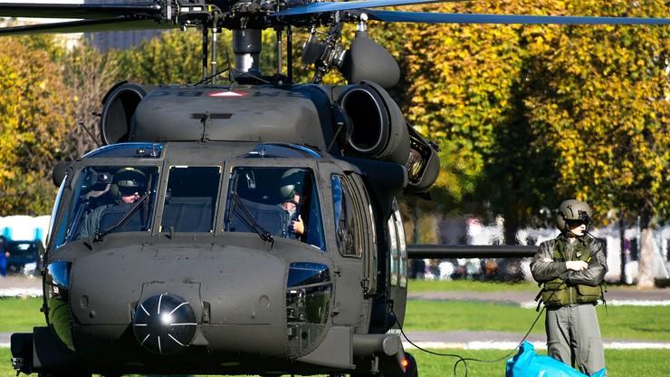 Pierwsze śmigłowce Black Hawk już w Powidzu