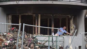 Lokatorzy kamienicy w Bytomiu, w której wybuchł gaz, zaczęli wracać do mieszkań