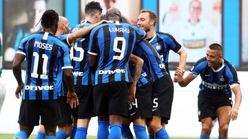 Serie A: Inter wydarł zwycięstwo w końcówce