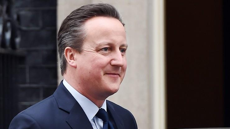 Cameron: musimy bronić naszych chrześcijańskich wartości i stylu życia