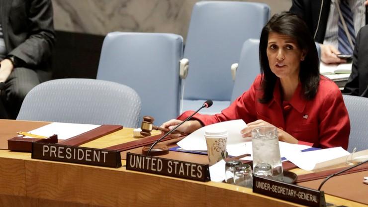 USA grożą kolejnymi atakami w Syrii