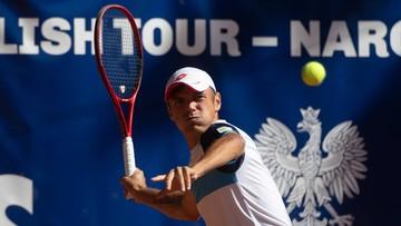 Kacper Żuk wygrał tenisowy turniej ITF w Portugalii