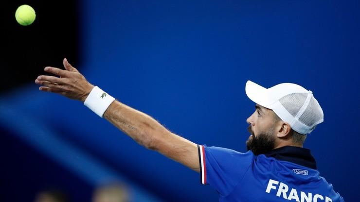 Puchar Davisa: Lille gospodarzem finału Francja - Chorwacja