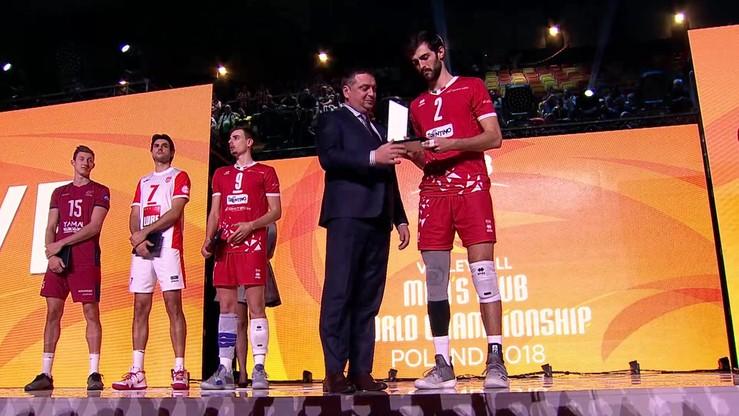 KMŚ 2018: Drużyna turnieju i MVP