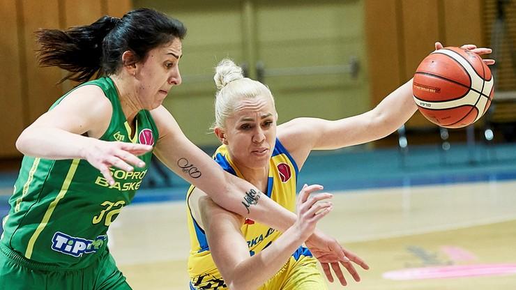 Euroliga: Arka Gdynia przegrała z Sopronem Basket