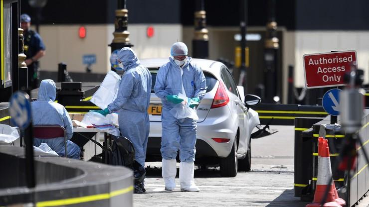 Media: sprawca ataku na brytyjski parlament to imigrant z Sudanu