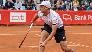 ATP w Sofii: Kamil Majchrzak – Pedro Martinez. Relacja i wynik na żywo