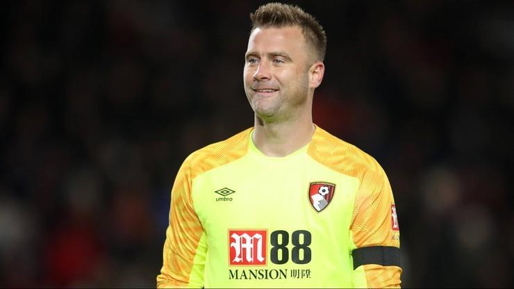 Boruc podpisał nowy kontrakt z Bournemouth