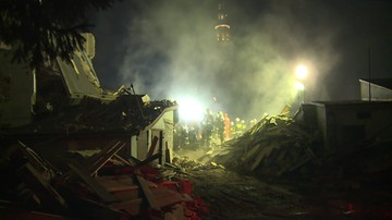 Z gruzów wydobyto ciało szóstej ofiary zawalenia kamienicy w Świebodzicach