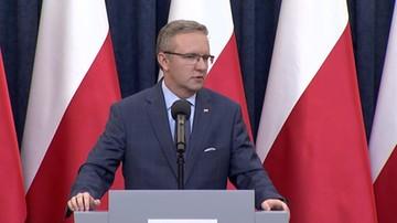 Szczerski o swojej kandydaturze na wiceszefa NATO: prezydent wyraził zgodę