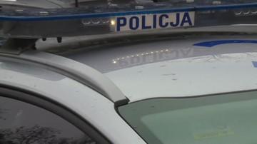 Radiowóz potrącił pieszego. 86-latek trafił do szpitala