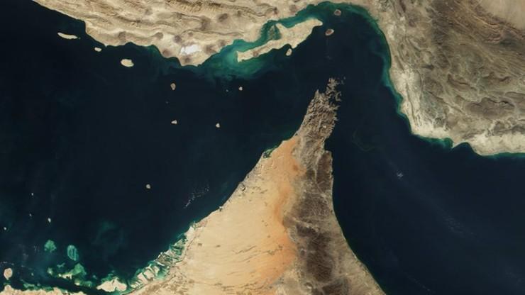 Francja, Włochy, Holandia i Dania za misją morską w cieśninie Ormuz