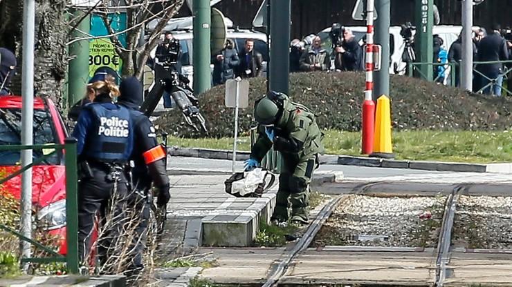 Eksplozja i strzały w Brukseli. Policja postrzeliła jedną osobę