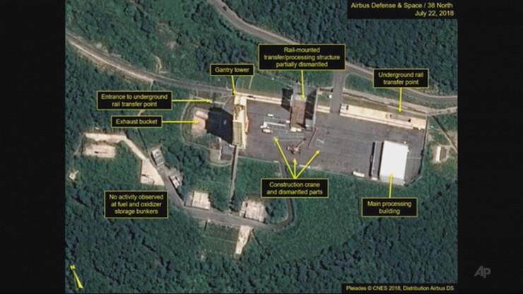 Korea Północna może budować nowe pociski międzykontynentalne