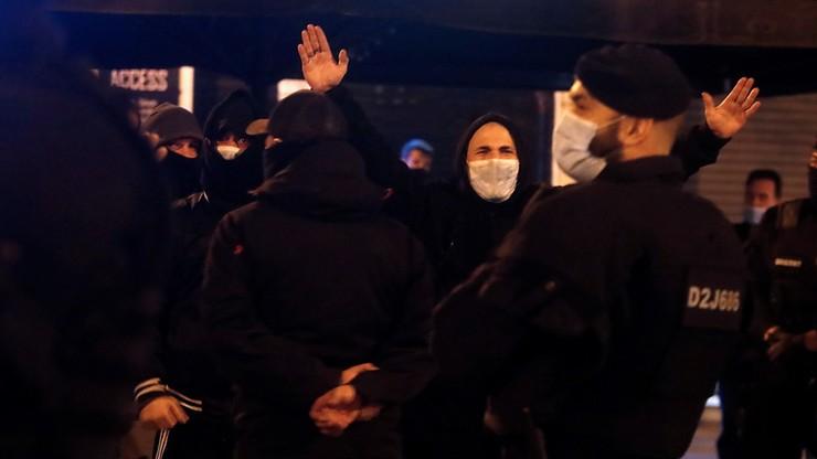 Protest w Katalonii. Tysiące zwolenników uwięzionego rapera na ulicach