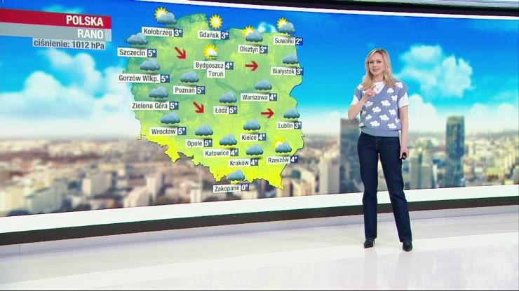 Prognoza pogody - sobota, 28 lutego
