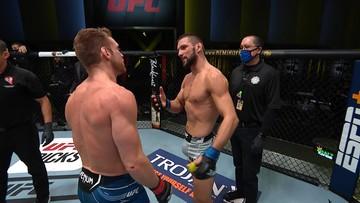 UFC: Wyniki gali z udziałem Gamrota
